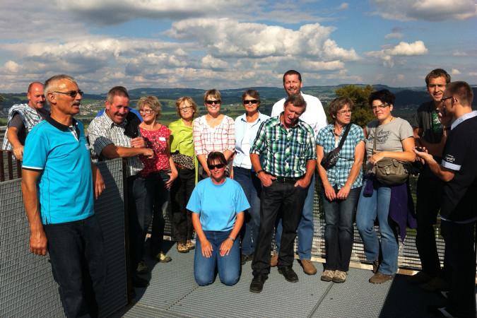 Kirche Boltigen - Ausflug mit dem Kirchgemeinderat
